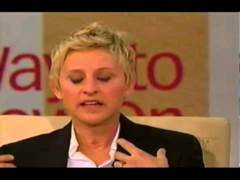 Ellen & Oprah - Cover of O Magazine - Part 2 of 3