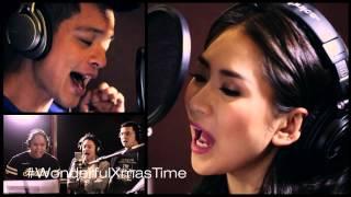 #WonderfulXmasTime feat. Sarah G, Bamboo, Abra, & Parokya Ni Edgar