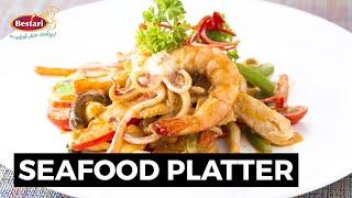 #ResipiBestari 03: Seafood Platter