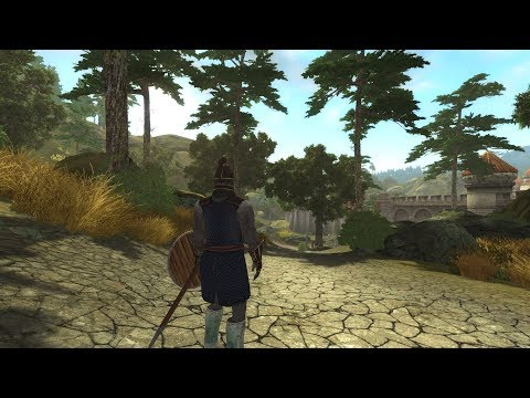 Skyblivion Gameplay - Landscape And Quest Preview [Archive 17/04/17]