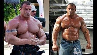 Mariusz Pudzianowski - World's Strongest Man 5 times!