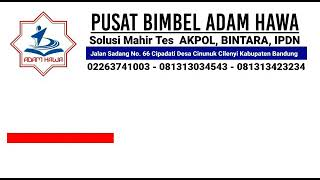 Siap Lolos Akpol, Akmil, Bintara 2021