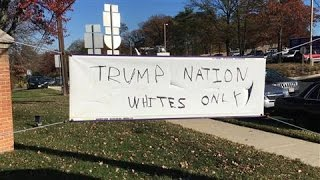 Post Election, Hate Speech Washes Across U.S.