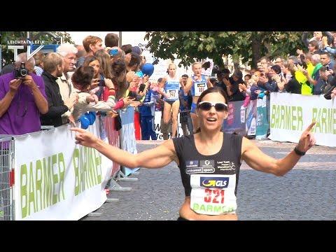 45. Titel für Sabrina Mockenhaupt   DM 10 km   Bad Liebenzell