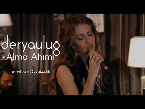 Derya Uluğ - Alma Ahımı (Erdem Ergün Cover) | Akustik