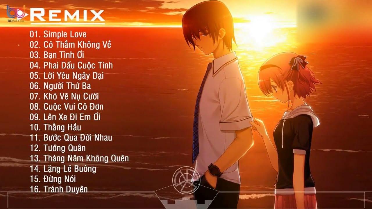 Simple Love, Lời Yêu Ngây Dại, Tướng Quân, TOP Nhạc EDM Tik Tok Nhẹ Nhàng Htrol X Phạm Thành Remix