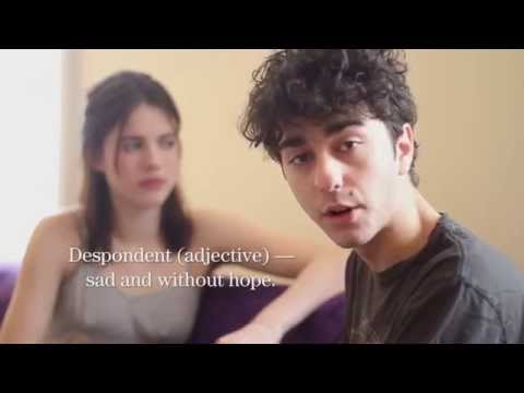What does despondent mean? A short film by Rob Meyer and Alex Wolff
