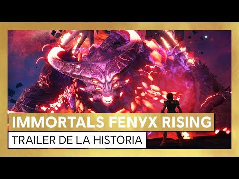 Immortals Fenyx Rising: Trailer de la Historia