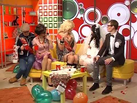 MTV Ukraine - The VJs Wedding Pt.5/5