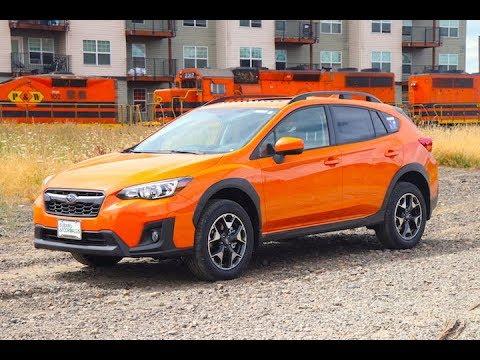 Orange Subaru Crosstrek >> 2019 Subaru Crosstrek Premium Review