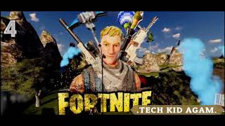 TOP 5 EPIC FORTNITE INTRO'S. FREE TEMPLATE 2018. panzoid, sony vegas pro and more