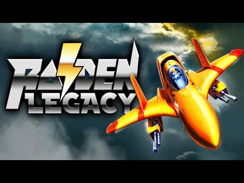 Playing Raiden Legacy |