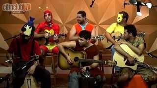 Cifra Club ao vivo [Desenhos Animados] - programa exibido em 08/07