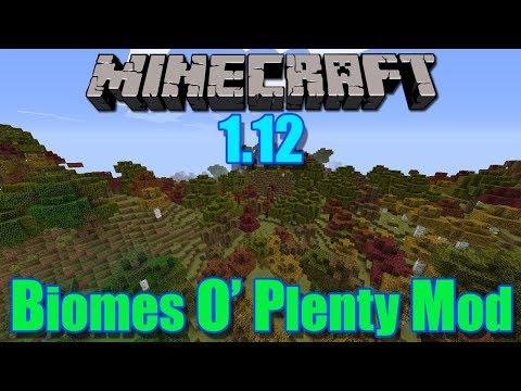 1 12 1] Biomes O' Plenty Mod Download   Minecraft Forum