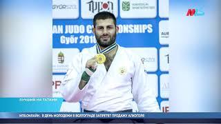 Волгоградский дзюдоист завоевал золотую медаль на Чемпионате Европы и II Европейских играх
