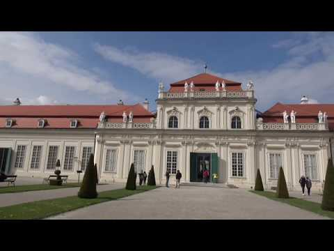 Vienna: A Detailed City Tour - Austria, April 2017