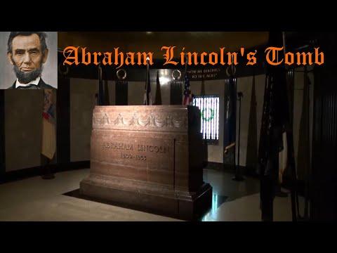 Lincoln's Tomb - Springfield, IL - 1080HD