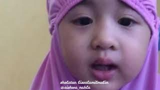 Video Aishwa Nahla Sholatun Bissalamil Mubiin download MP3, 3GP, MP4, WEBM, AVI, FLV September 2018