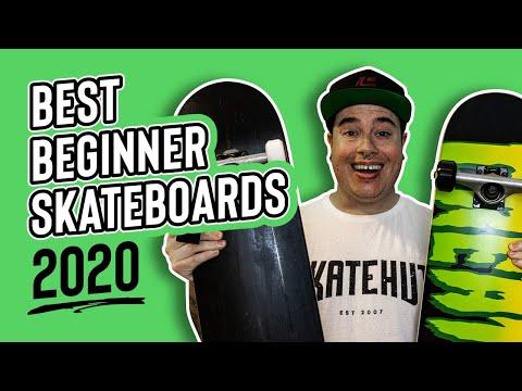 BEST BEGINNER SKATEBOARDS - 2020 EDITION