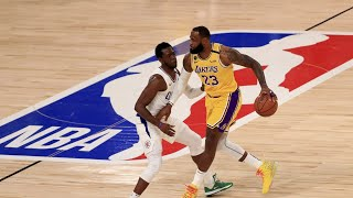 Los Angeles Clippers vs Los Angeles Lakers Full Game Highlights | July 30, 2020