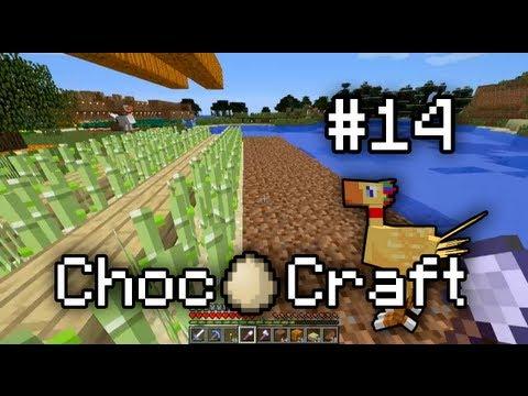 ChocoCraft #14 - Plantation de canne à sucre