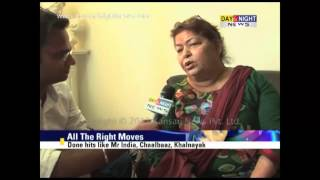 Interview with Saroj Khan