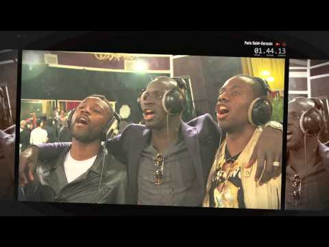 PSG All Stars - Hymne officiel du PSG 2012