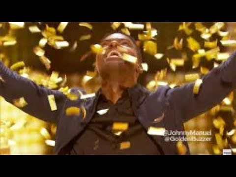 ALL Golden Buzzer From Judge Cuts America's Got Talent 2017