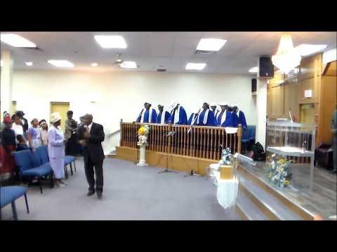 Apostle G. W Johnson At Calgary Apostolic Ark Convention 2017 Sunday Night