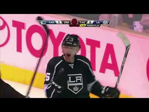 2010 Los Angeles Kings playoff goals