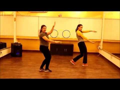 Paranda    Kaur B   Easy Bhangra Steps For Girls  Sona Dance Fitness Mohali