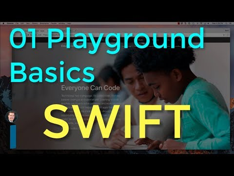 01 Playground Basics - Intro to App Development with Swift Mp3