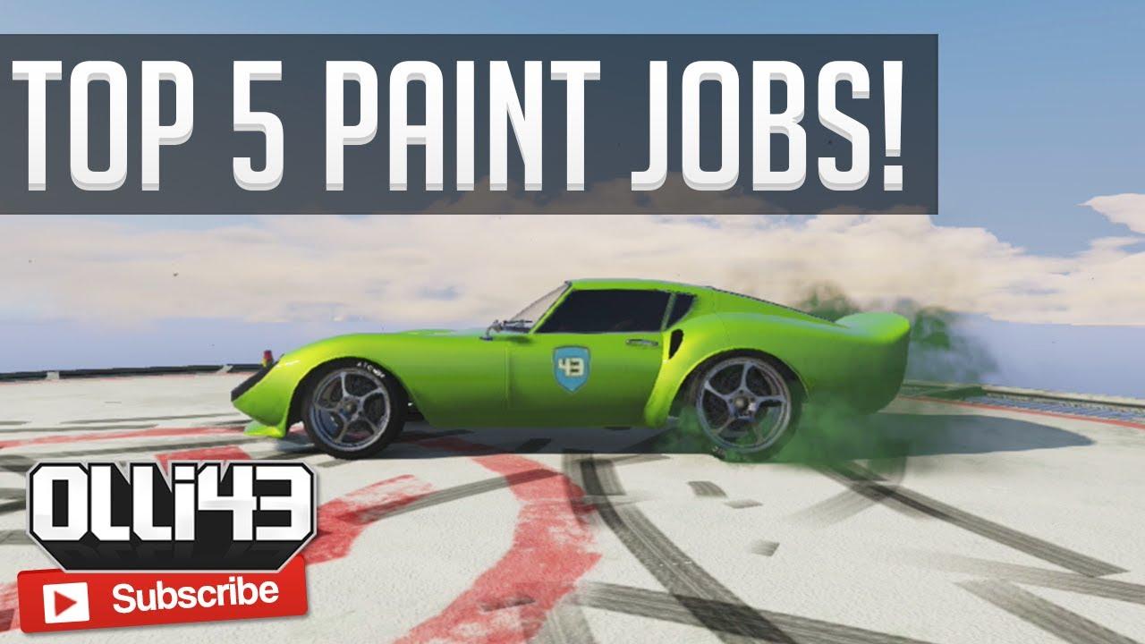 Cool Paint Jobs Gta 5 – HD Wallpapers