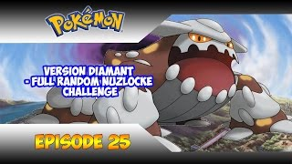 POKÉMON DIAMANT #25 Full Random Nuzlocke Challenge - Recrutement Intensif !