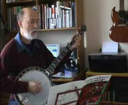 Banjo Christmas Carols - Hark The Herald Angels Sing