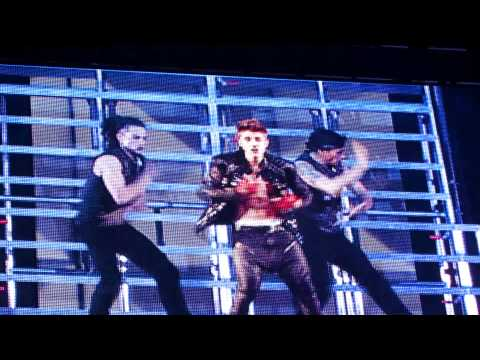 As Long As You Love Me- Justin Bieber Believe Tour Chicago 10/24/12