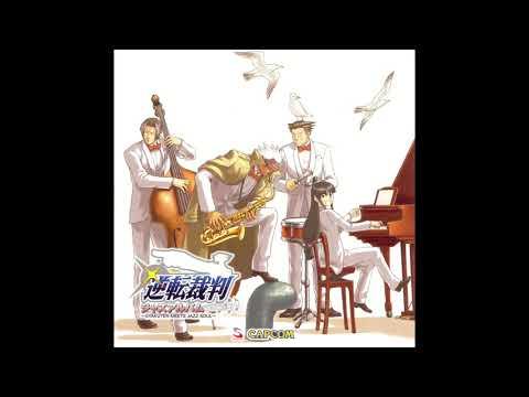 Phoenix Wright Jazz ~ Gyakuten Meets Jazz Soul (Full Album)