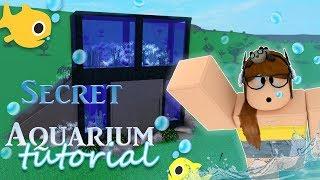 Secret Aquarium Tutorial Roblox BLOXBURG