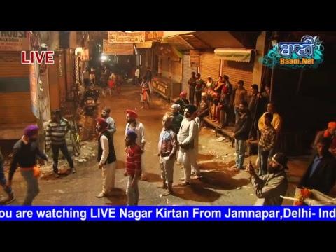 9-December-2018-Live-Nagar-Kirtan-From-Jamnapar-Delhi