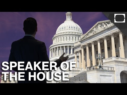 What Does The Speaker Of The House Do?