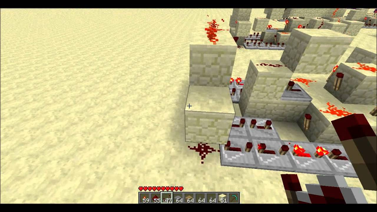 minecraft - How do I create a very long delay with Redstone? - Arqade