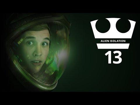 Jirka Hraje - Alien Isolation 13 - Nešťastný díl