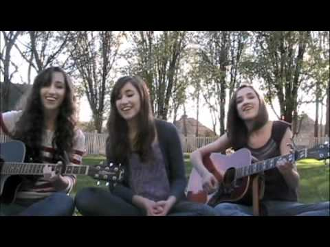 Selena Gomez & The Scene- Who Says Acoustic Cover by Gardiner Sisters