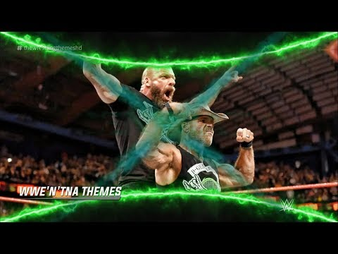 WWE D-Generation X Theme Song 2018 -