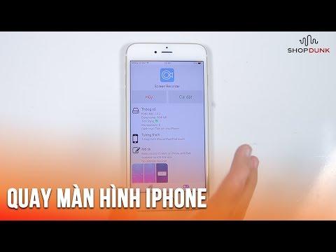 Cách quay lại màn hình trên iPhone cực đơn giản mà chất lượng