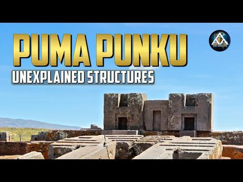 Puma Punku - Unexplained Structures