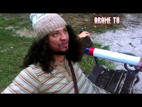 Rapadura - Entrevista em seu parque na Republica Tcheca