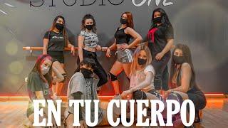 En tu cuerpo REMIX -Lyanno x Rauw Alejandro x Lenny Tavarez x Maria Becerra - COREOGRAFIA