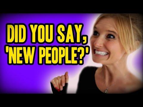 7 Signs You're An Awkward Extrovert