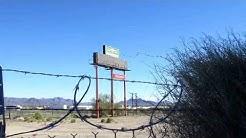 ABANDONED!!! Ted's Bull Pen/Restaurant!!! Quartzsite, AZ!!
